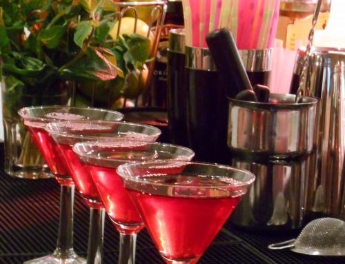 Recette cocktail : Cosmopolitan
