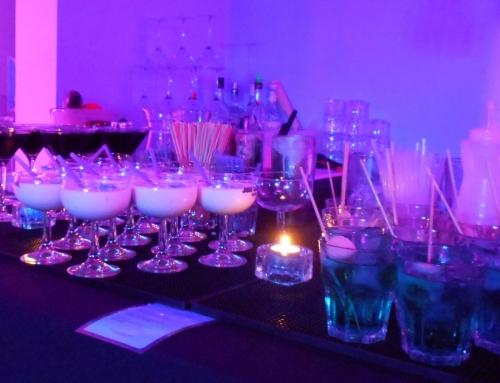 Recette cocktail : Aquamarine