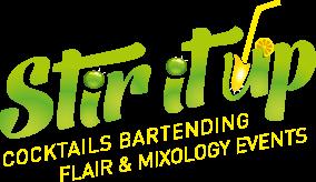 Stir It Up – Cocktail Retina Logo